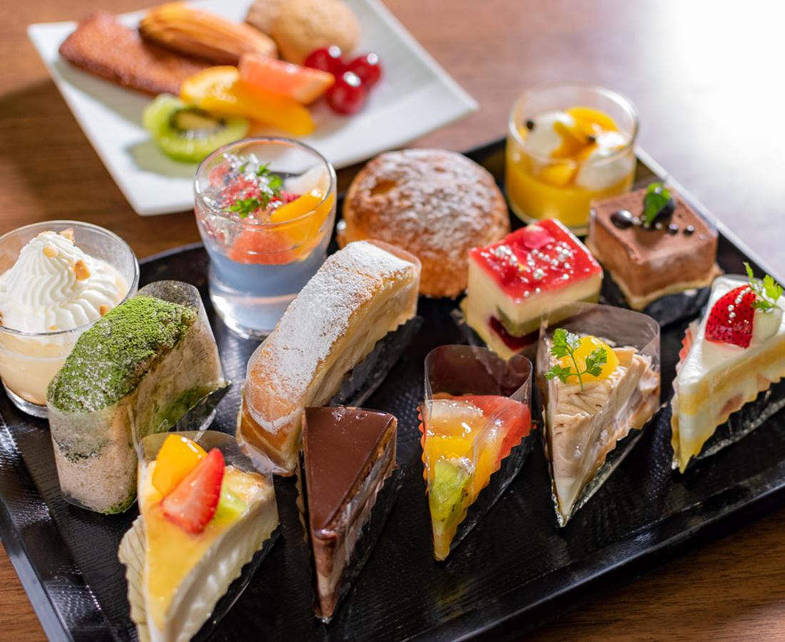【Open】スイーツバイキング専門店『ハニー&クローバー』で特製ケーキをリーズナブルに堪能♪