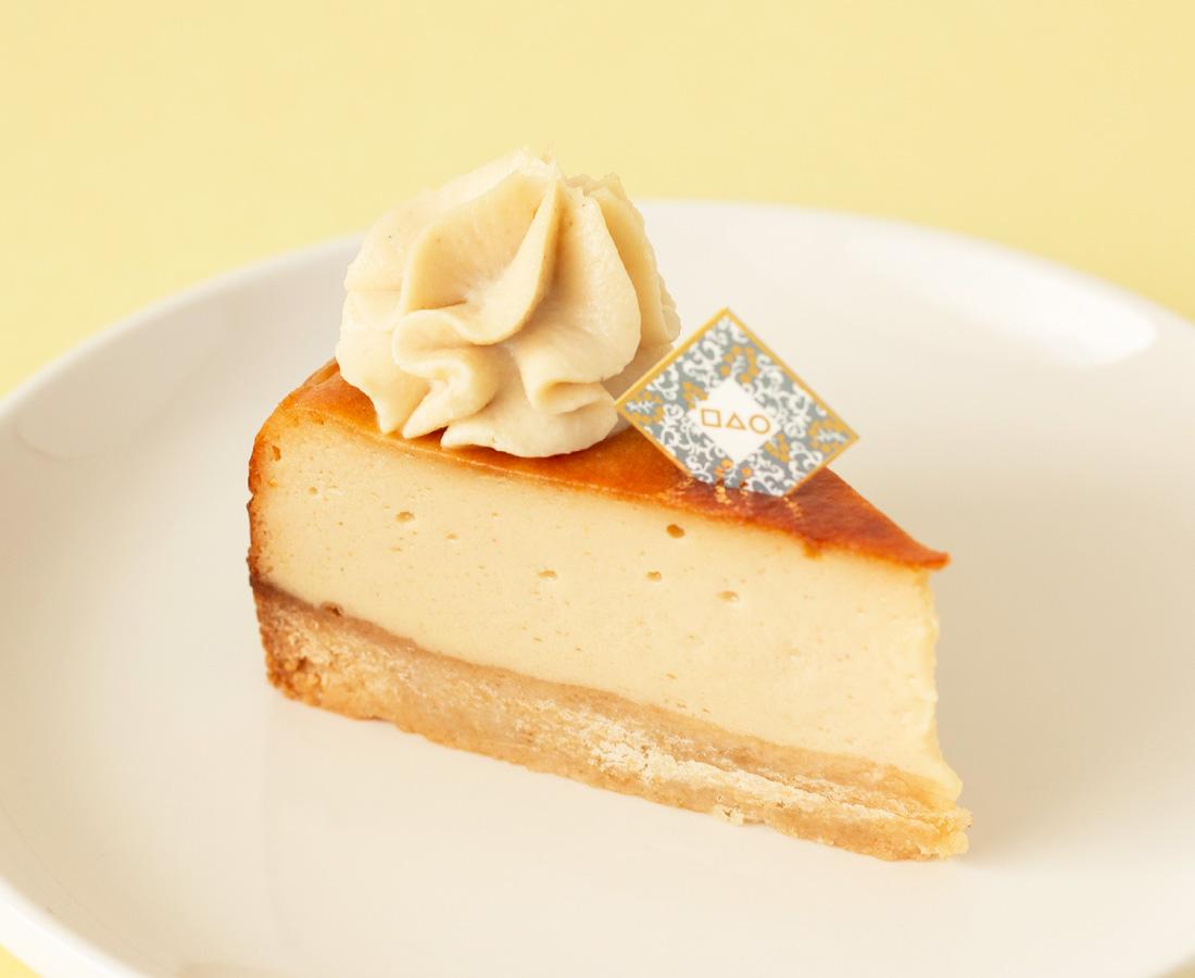 今日のおやつは、□△ときどき○、の豆腐のチーズケーキ風♪