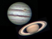 【天体観望会】木星と土星を見ようⅢ