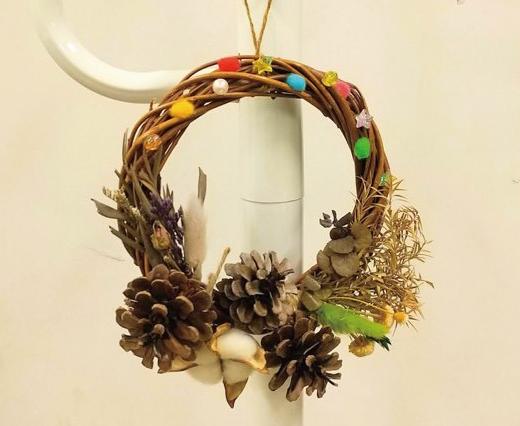 【10/31・11/1】新栄テラスで作って、遊んで!秋の自然を感じるワークショップ「あそびばテラス」♪
