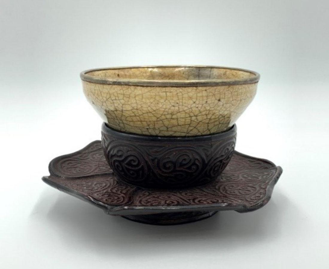 【~12/13】加賀藩伝来の茶碗など新たに加わった新顔をお披露目|金沢市中村記念美術館