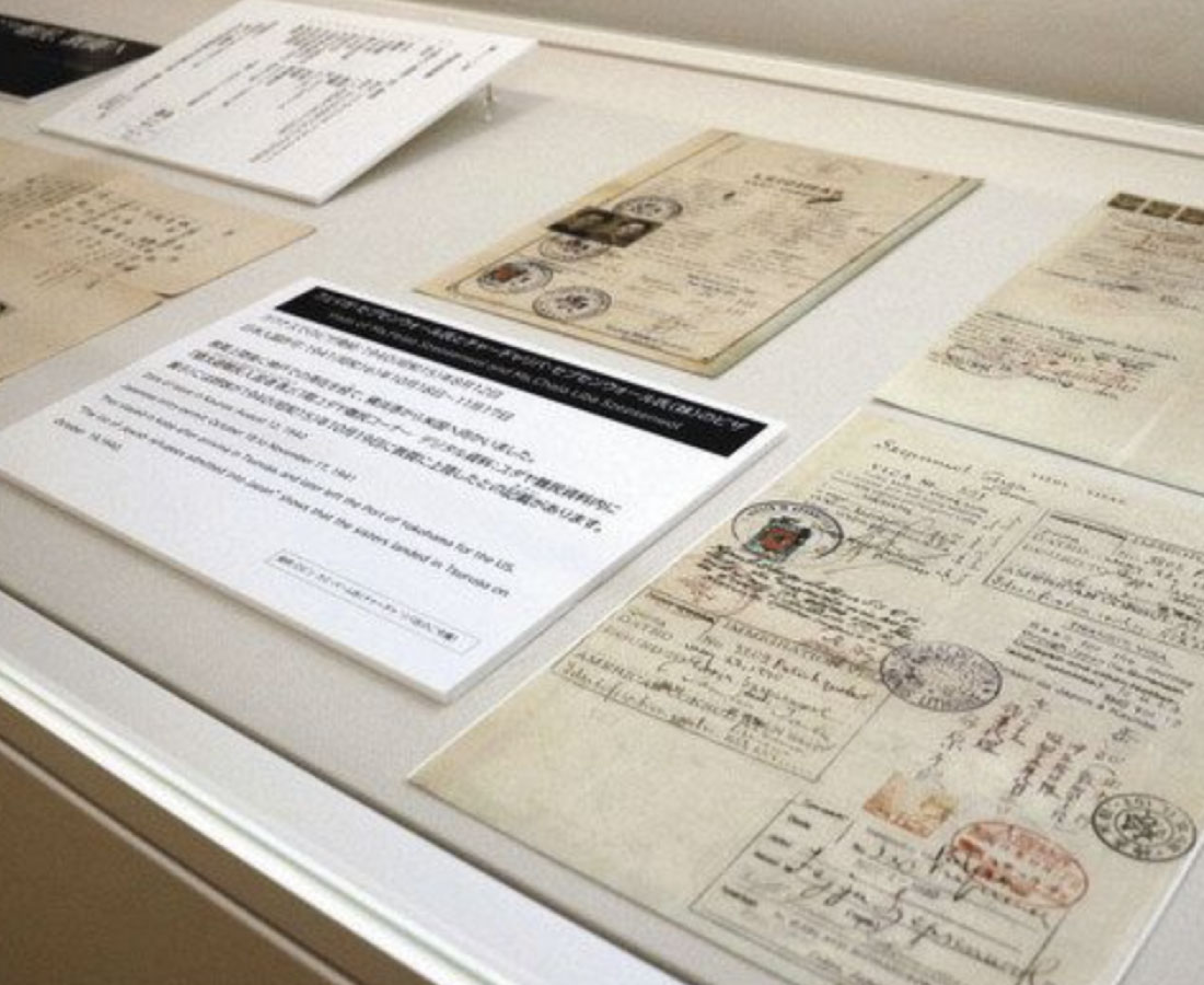 敦賀の滞在記録伝える ポーランド孤児、ユダヤ人難民