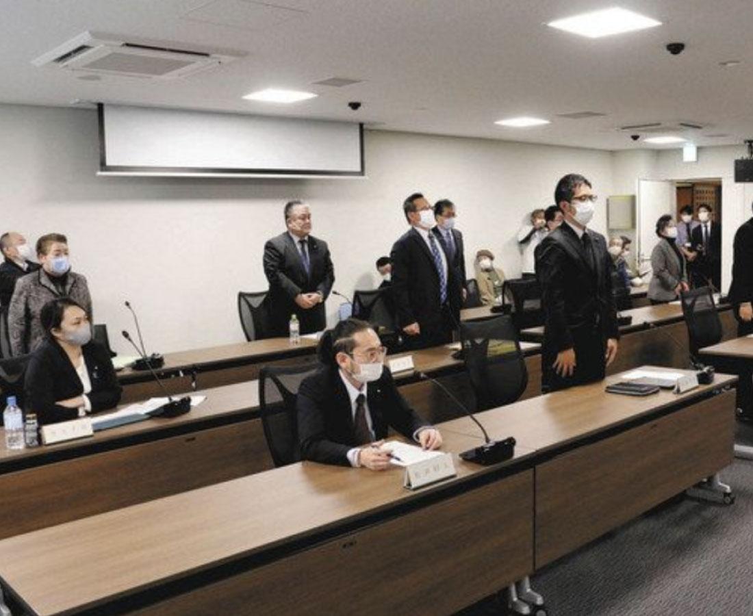 高浜町議会の全員協議会「再稼働は必要」 老朽原発に同意