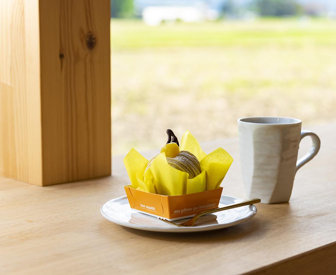 【Open】イートインもできる大野のケーキ屋さんで美味しいおやつ探し。|ぶらん・ねーじゅ