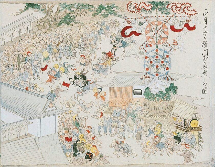企画展「福井藩の年中行事と武家のくらし」