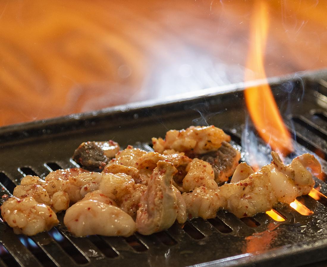 【Open】「炭火焼肉 春来」の姉妹店がオープン。旨いホルモンここにあり!|焼肉ほるもん 春よし。