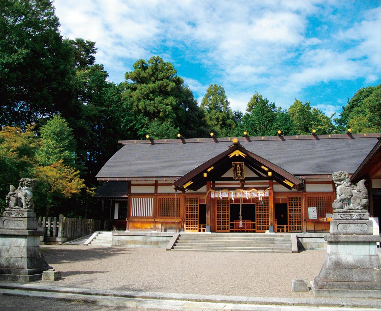足羽神社(あすわじんじゃ)|2021開運神社