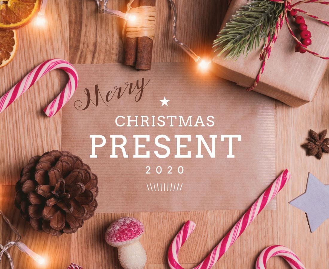大切なあの人に、自分へのご褒美に。とっておきのクリスマスプレゼントを贈ろう♪