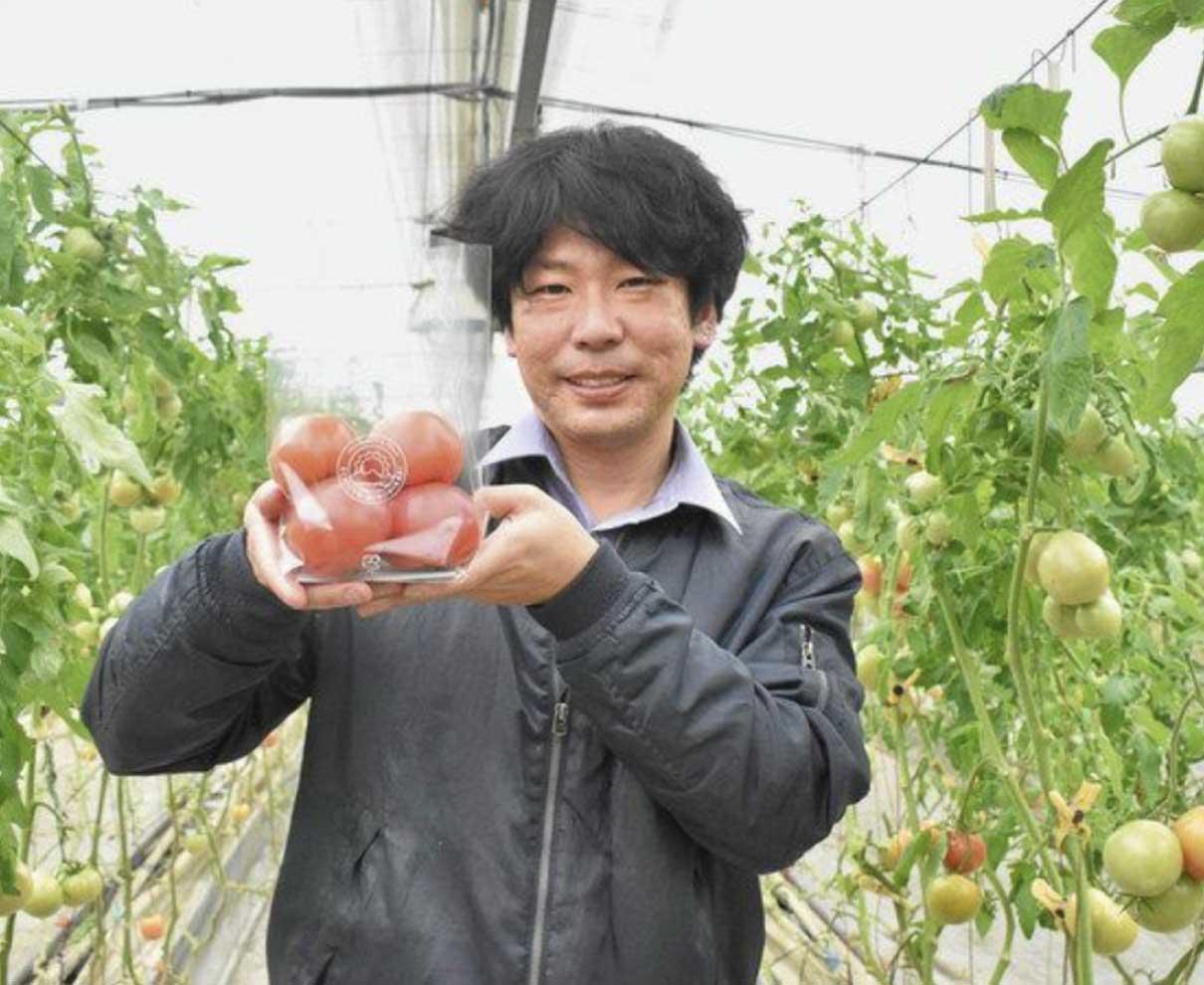 農家つなぐ新ブランド 越前市の明城さん作る