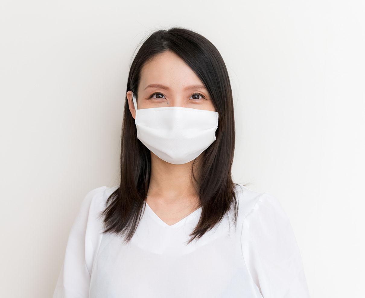 全国から注文が殺到! 高品質で肌に優しい「シルクマスク」で毎日を快適に。