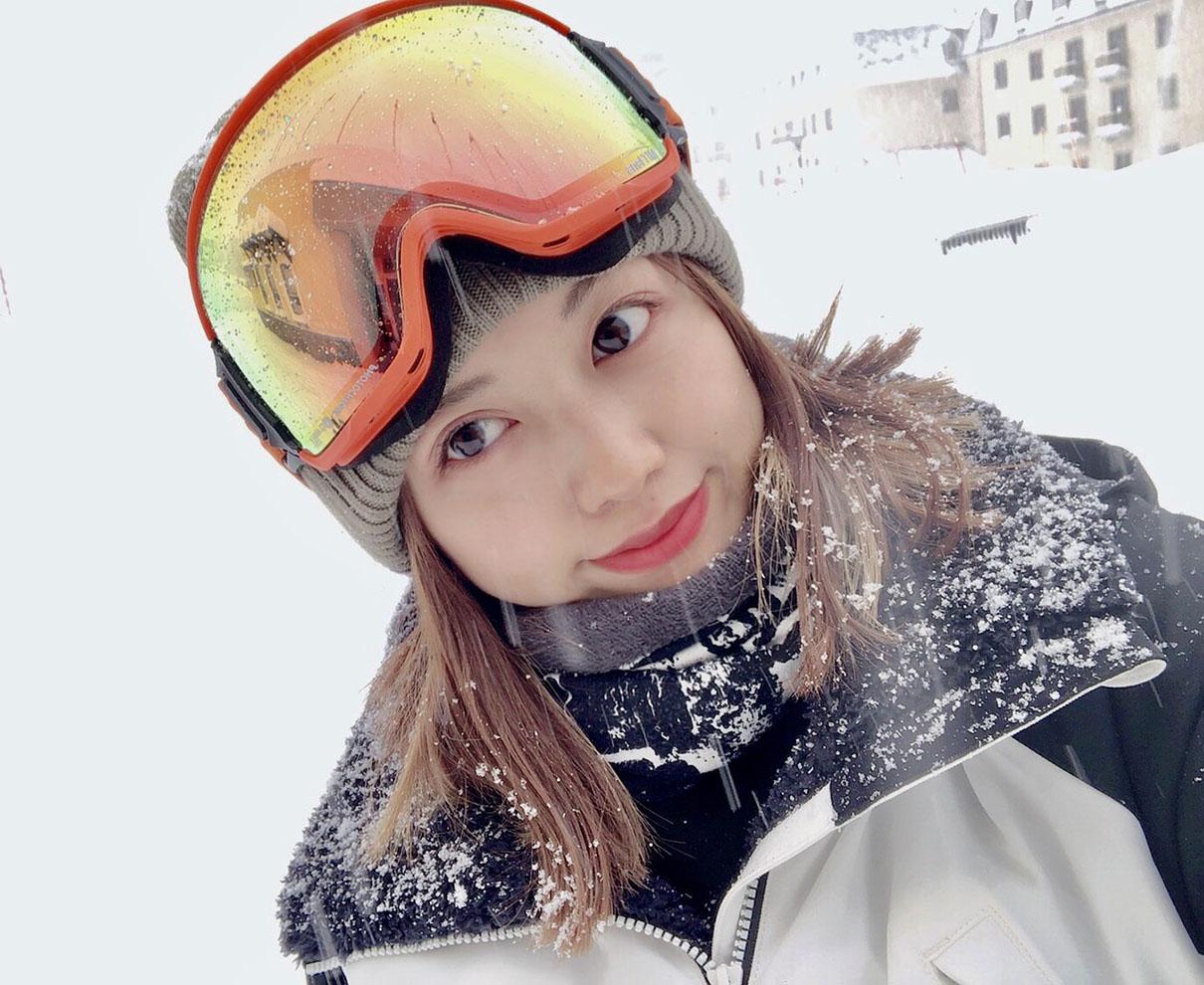 雪山へGO!今シーズン初のスノボは最高でした♪どなたか上手に滑るコツ教えてください。
