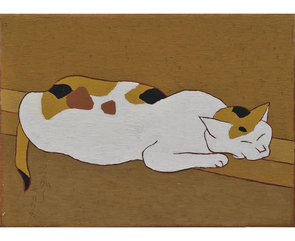 美術ファンをトリコにする稀代の画家。生誕140周年展。【プレゼント終了】