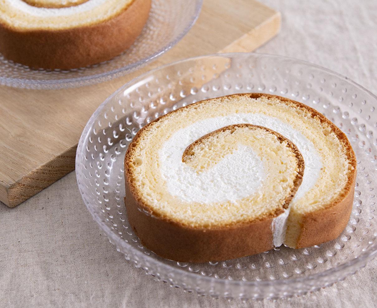 今日のおやつは、ケーキあとりえChihiroのちひろーる♪