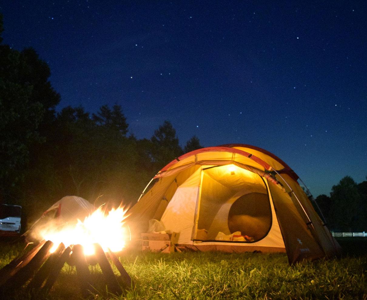 初心者おススメ!キャンプをおしゃれで快適に楽しむならイマでしょ!