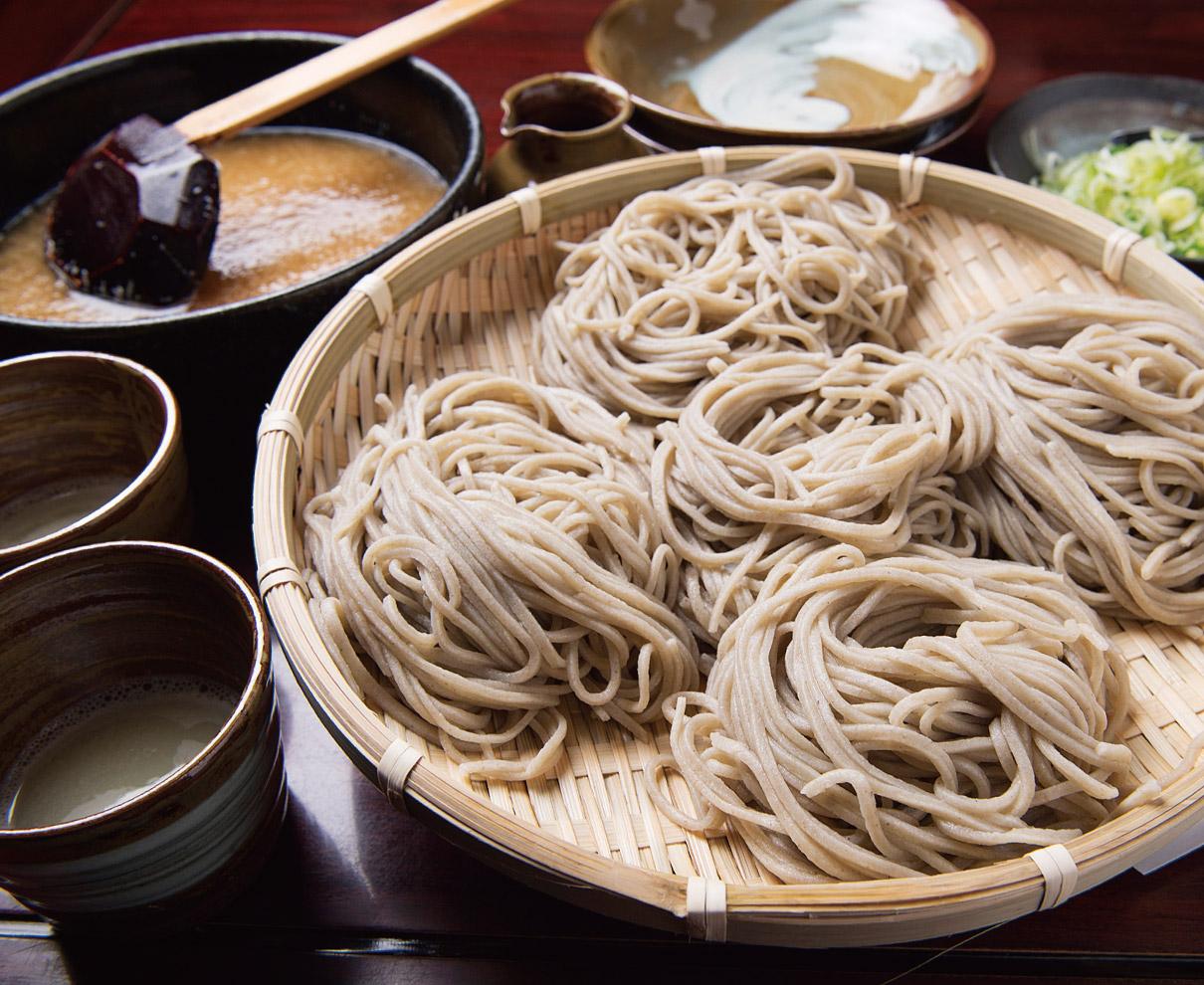 けんぞう蕎麦/永平寺町