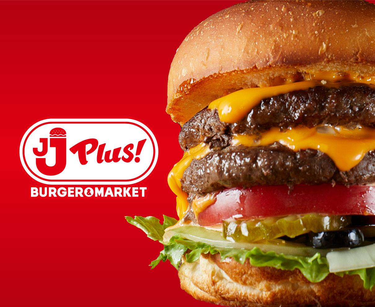あの絶品バーガーが単独店舗に!でも、それだけじゃないのが『JJplus』!|JJplus