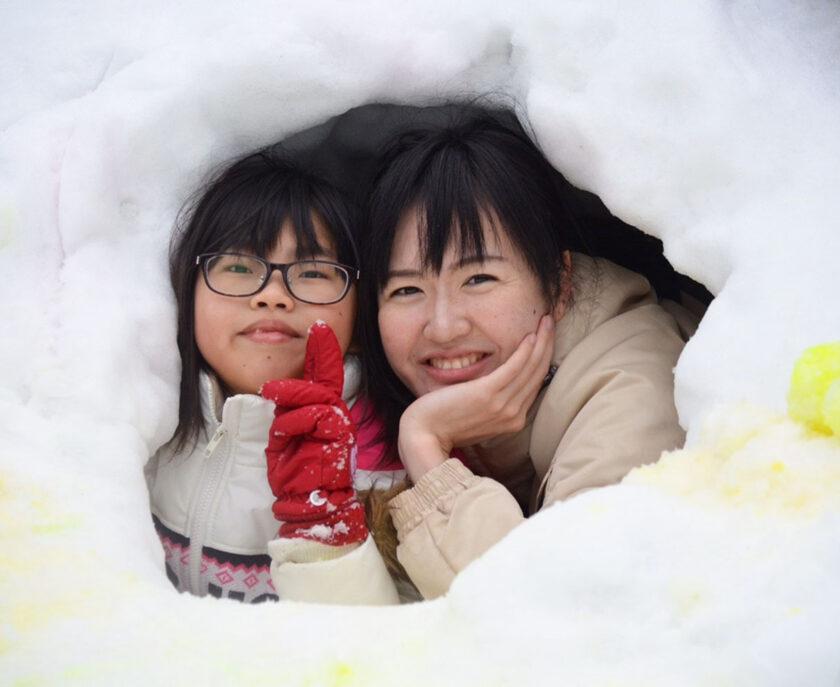 WINTER CAMP vol.2 ~雪のアドベンチャーワールド~