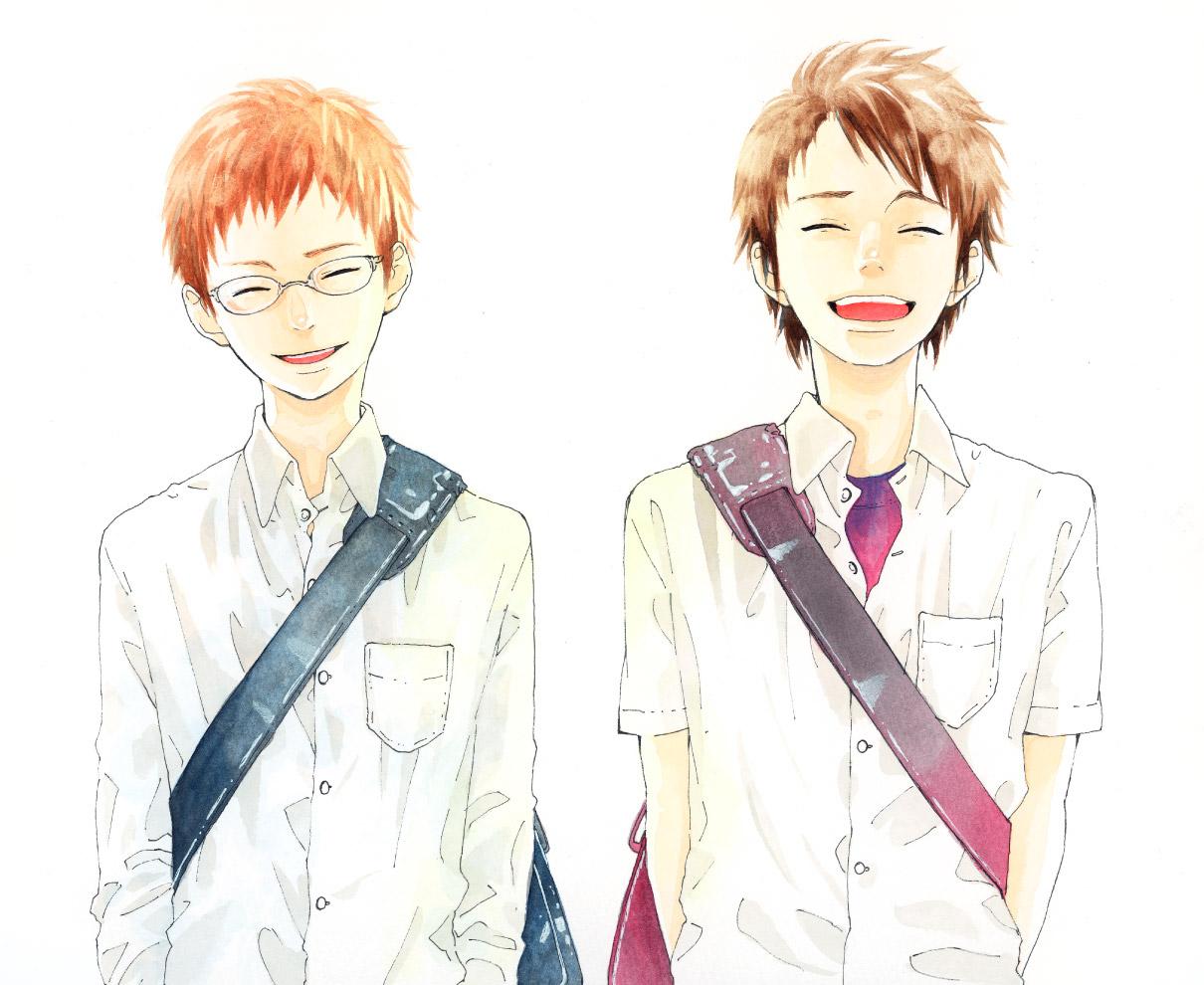 放送開始! 福井が舞台のアニメ「2.43 清陰高校男子バレー部」が凄い。
