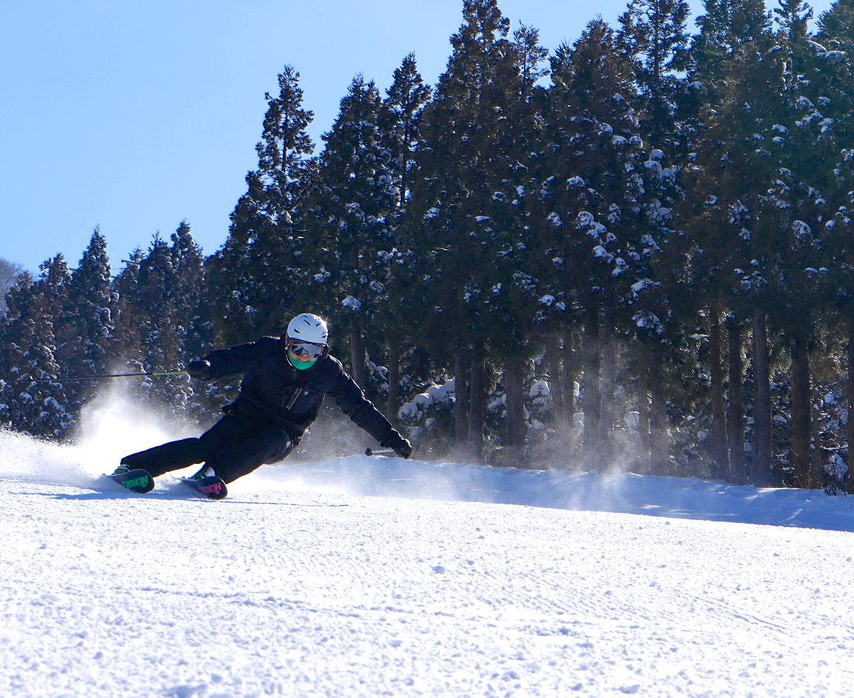 【~3/31】福井県民限定!スキー&スケート半額キャンペーンが期間延長で開催中。