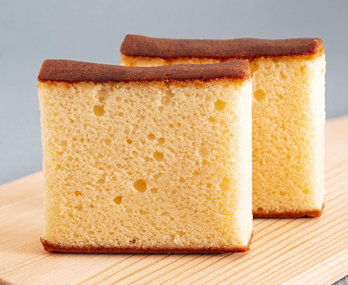 今日のおやつは、菓心所 菓子の木のえちぜん薪能の舞い 酒ケーキ♪