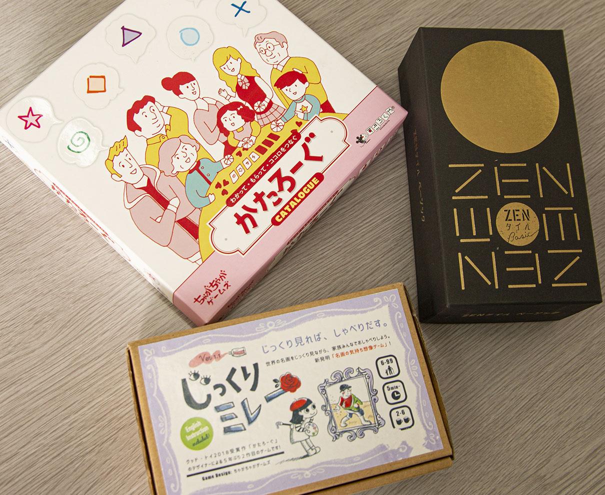【プレゼントあり】「グッド・トイ2020」にも選ばれた、福井発のボドゲが話題|ちゃがちゃがゲームス