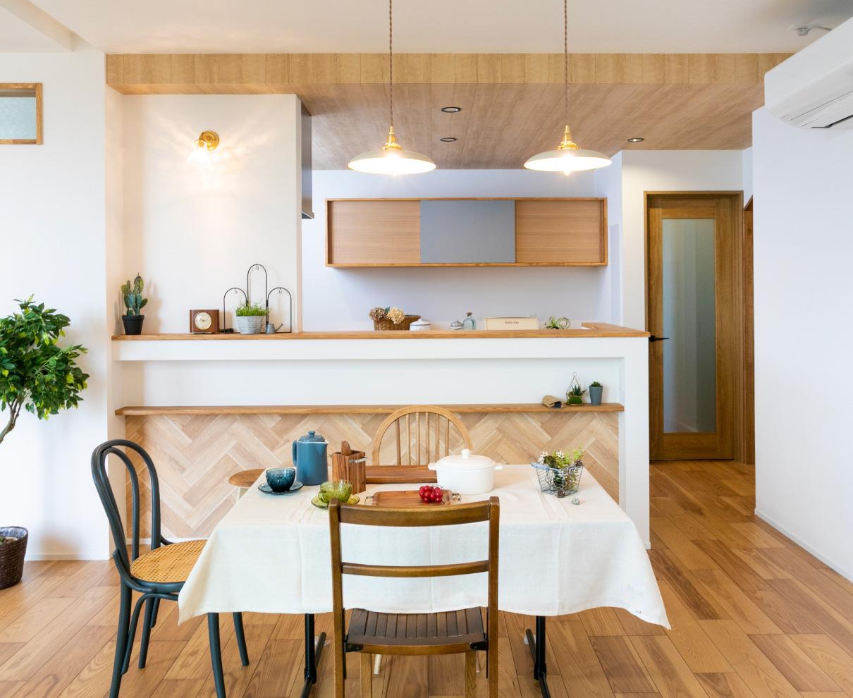 【2/27.28】完成内覧会 ノルディックな雰囲気の、カフェのような可愛らしいお家♪|メゾンデザイン工房