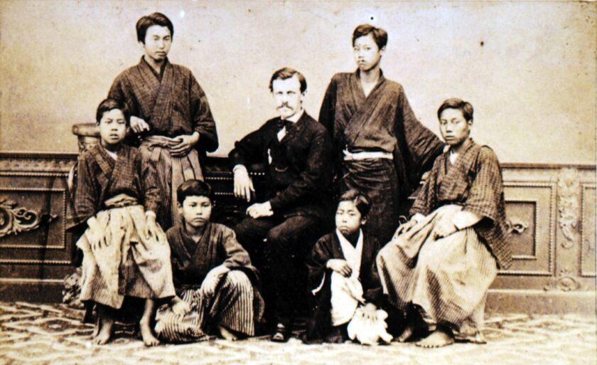 グリフィス来福150周年記念 春季特別展「グリフィスが見た明治の福井~The Mikado's Empire~」