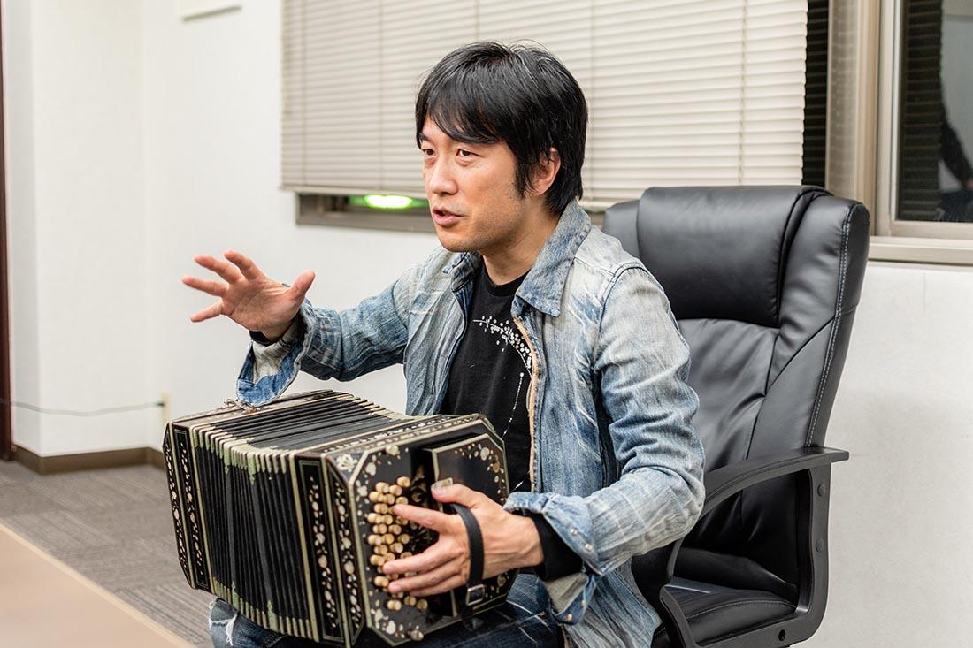 小松亮太さんにインタビュー