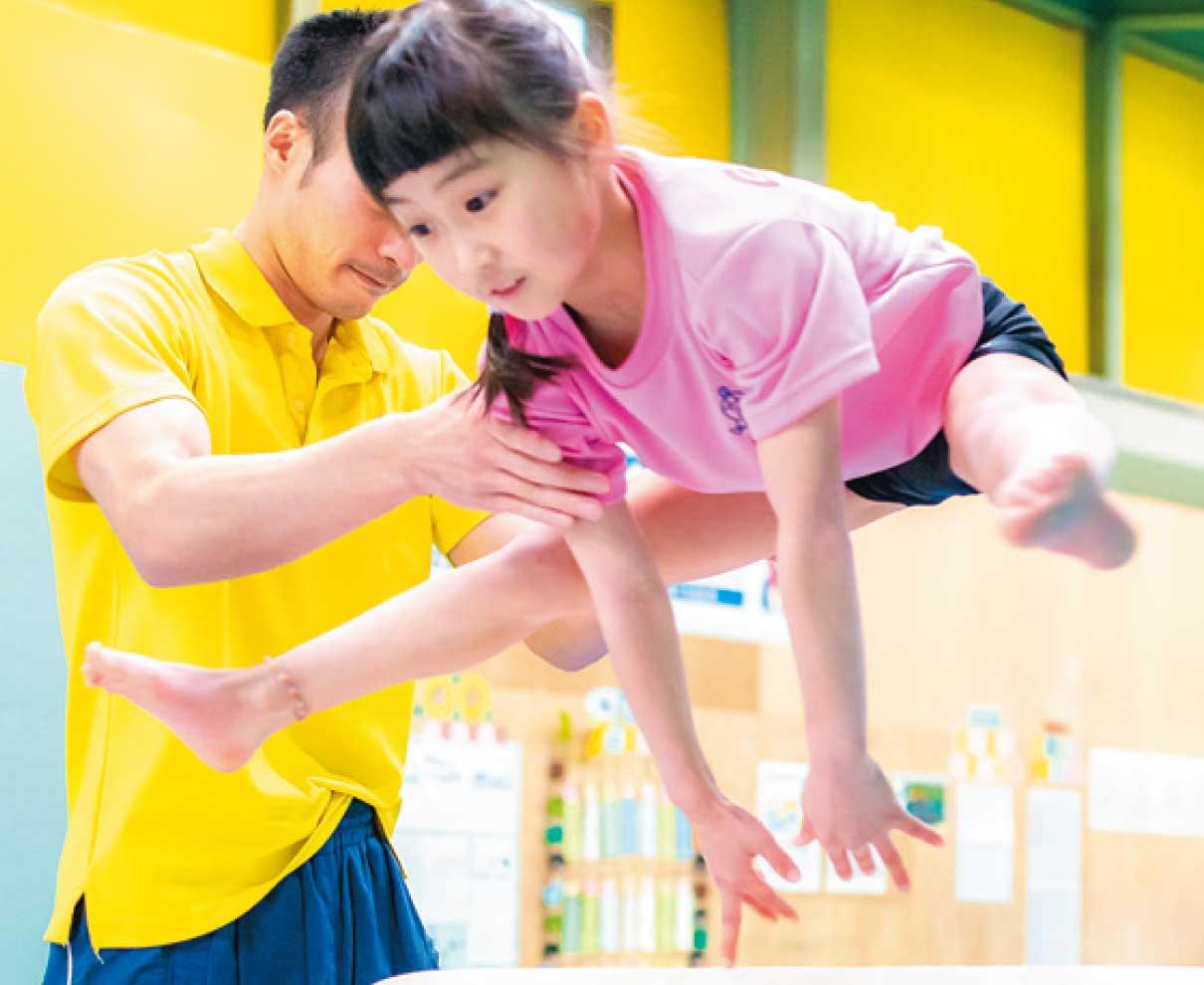こどもと大人の習い事|Gym Kids FUKUI(ジムキッズ ふくい)