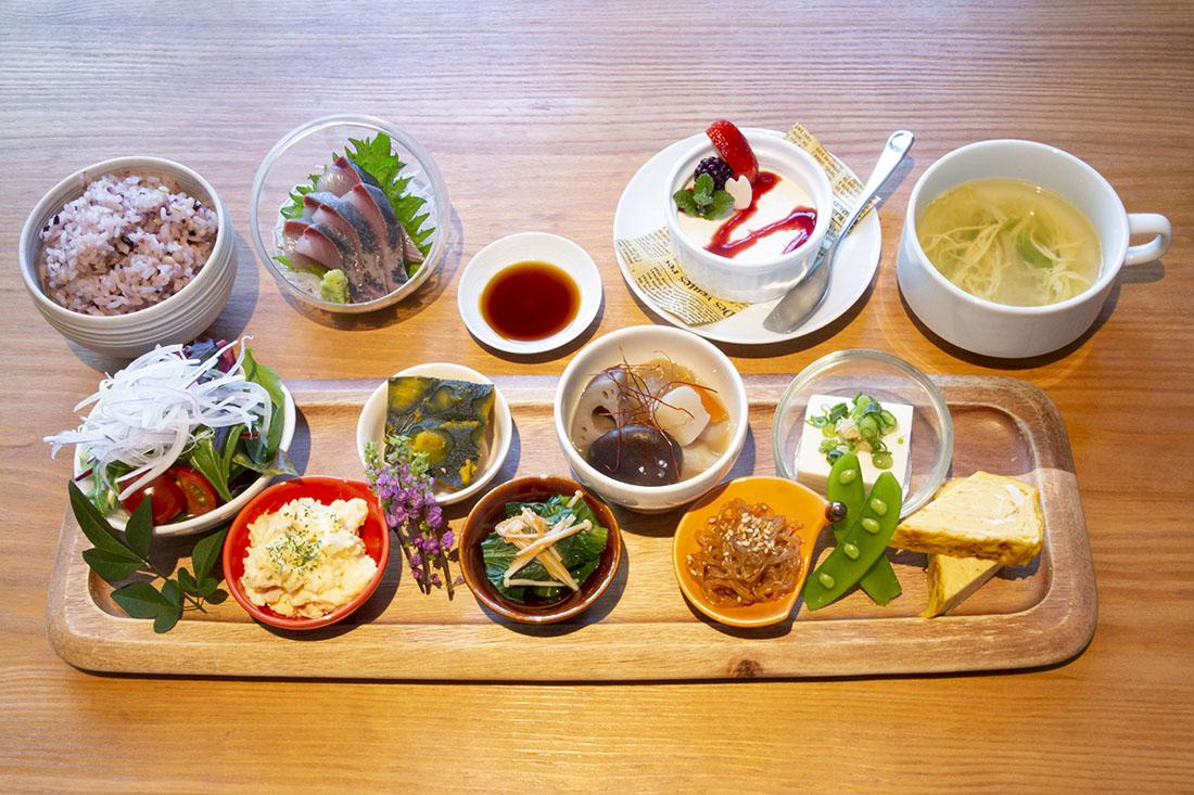 Kisaki CAFE CENTRALPARK