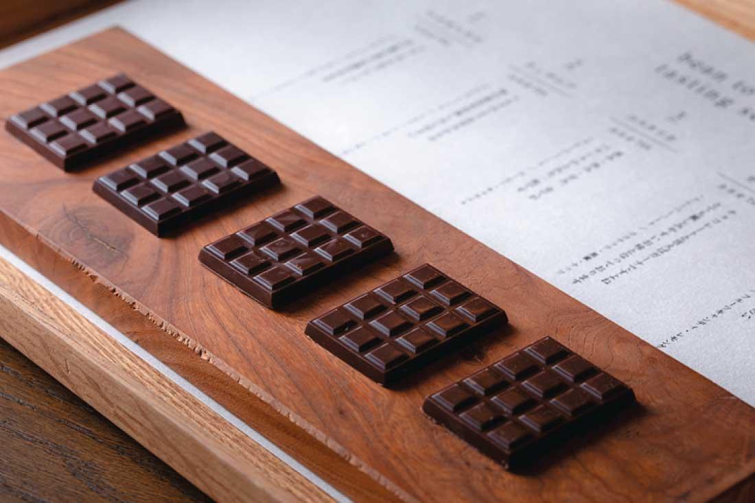 山奥チョコレート 日和