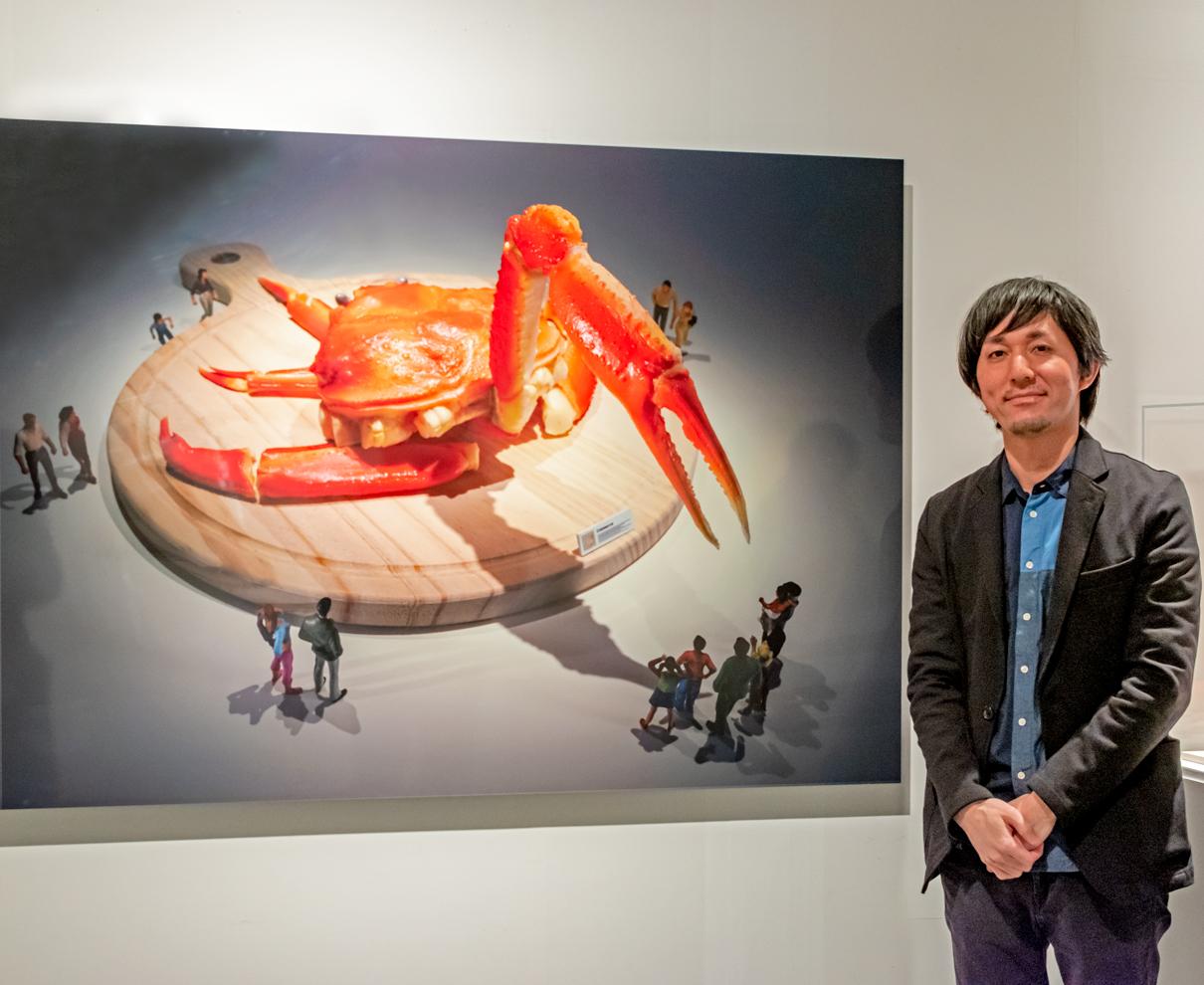福井で開催中の「ミニチュアライフ展」。 田中達也さんに見どころをインタビュー!