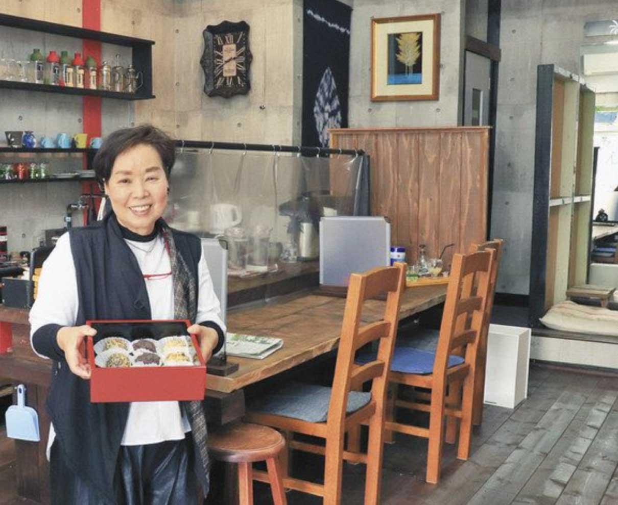 名物洋服店が喫茶店に 大嶋さん「和みとなる店に」 福井・新栄テラス