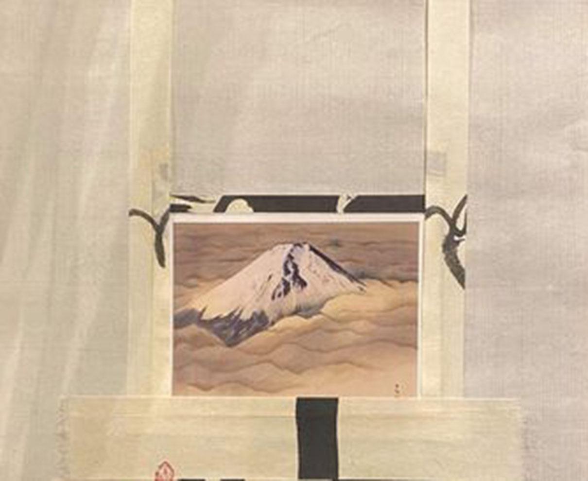【5/2】「墨絵アーティスト・上田みゆき リ・クリエイティブ~タペストリーを作ろう~ ワークショップ」開催!