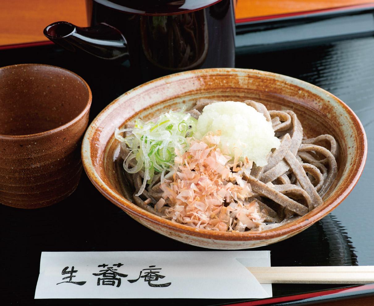 自家製粉 十割蕎麦 生蕎庵(ききょうあん)/越前市