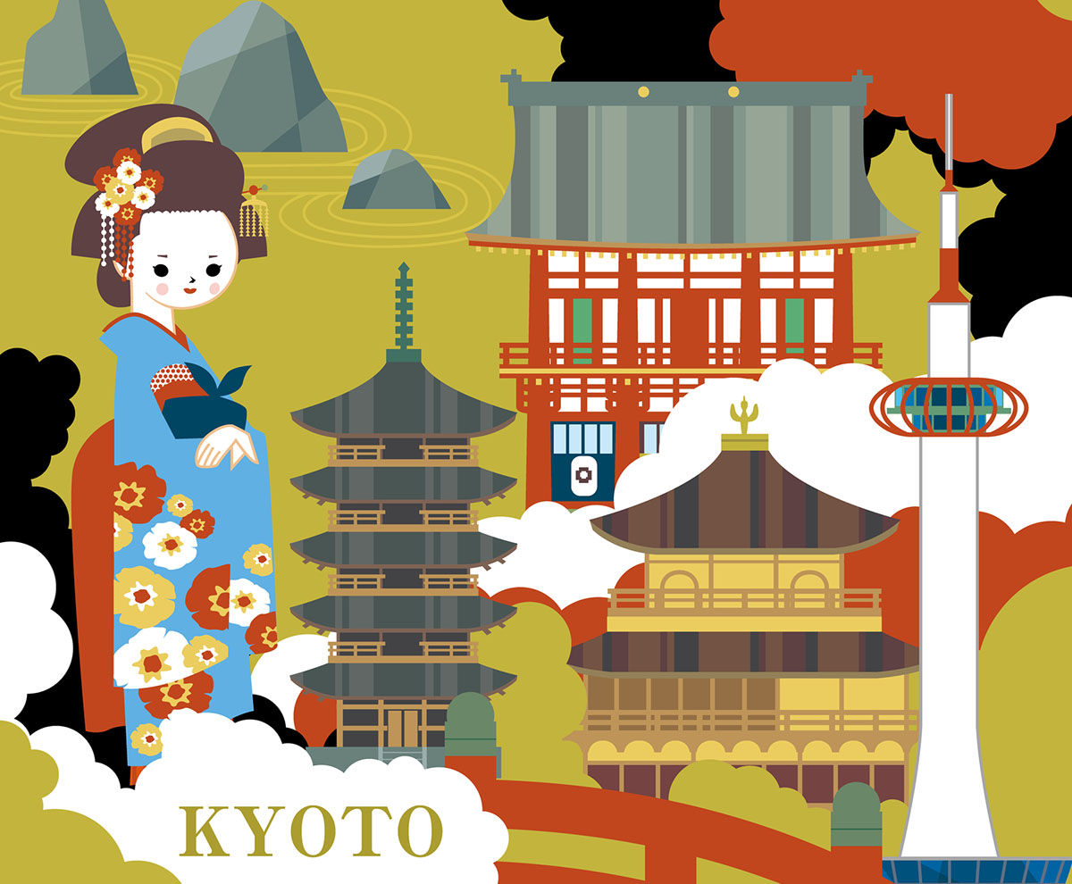 おうちで旅行気分♪お取り寄せできる京都の美味しいもの。