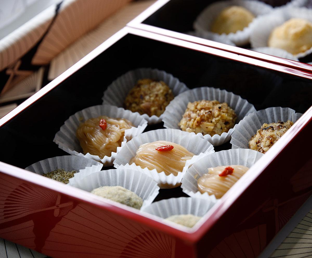 【Open】「おはぎランチ」が新登場! 毎朝手作りする、優しい甘さにほっこり。『あんカフェ 大嶋』。