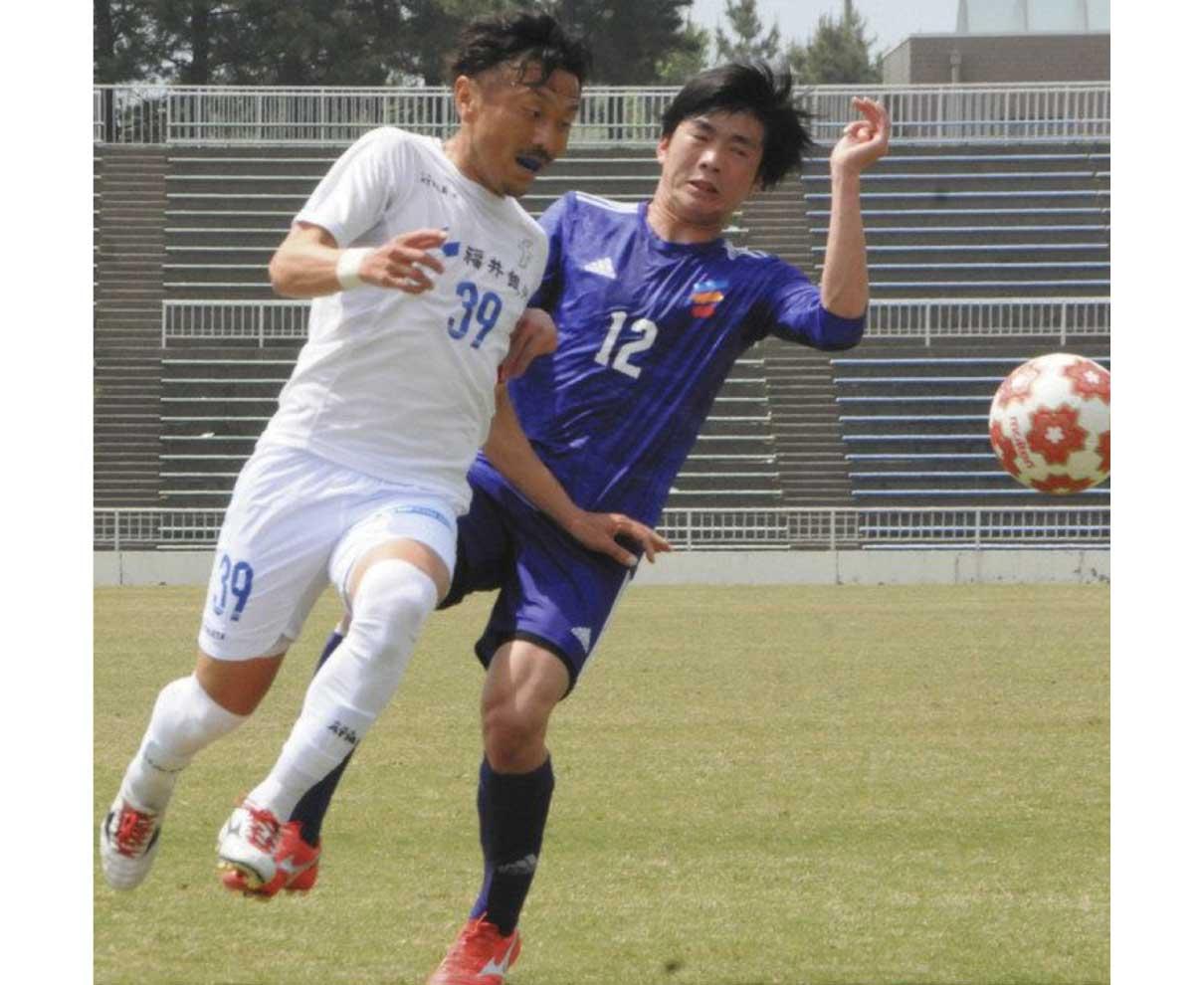 ユナイテッド天皇杯へ サッカー県選手権 前身含め10連覇