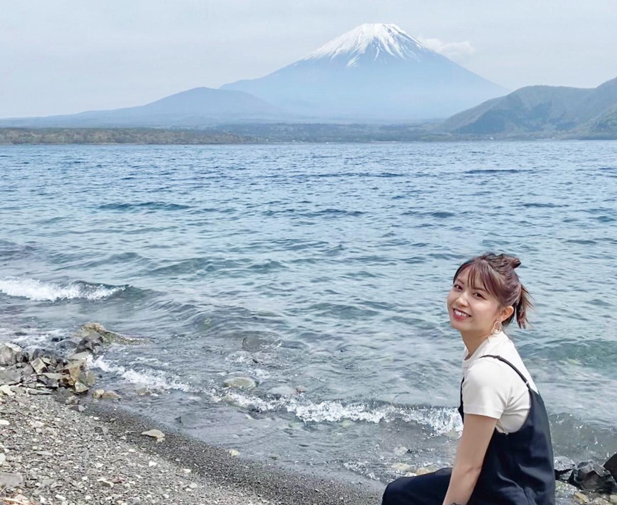 制覇できるのは、まだ先だろうな~。雄大な富士山を麓で楽しんできました!
