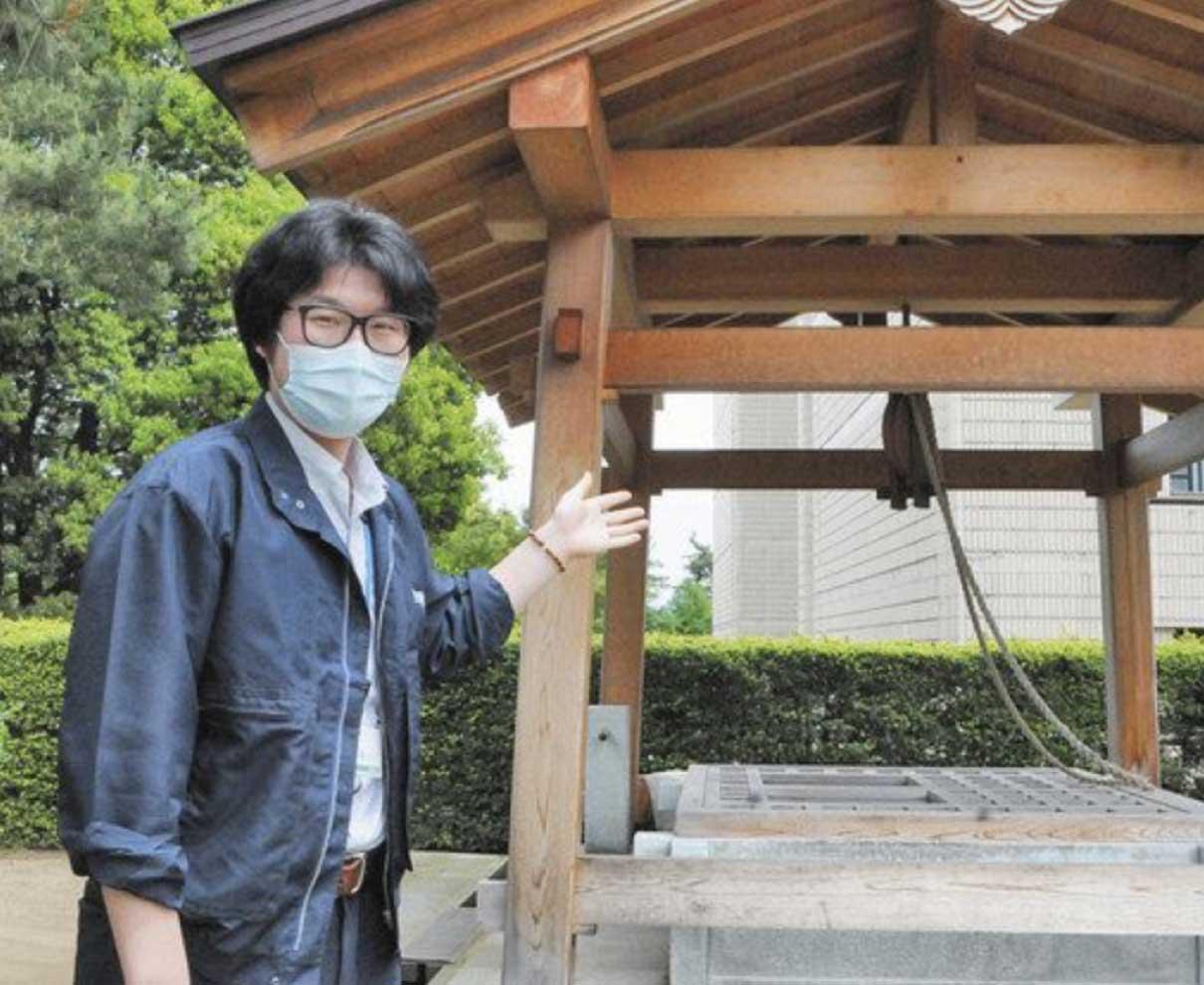 福井県の成り立ち知って 県立歴史博物館の伊藤さん 地図、古文書から読み解く
