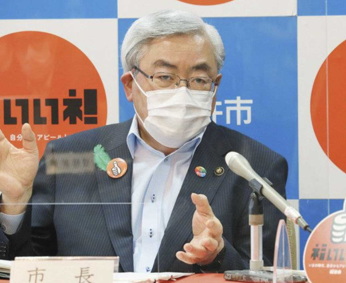 高齢者接種7月完了「現行では難しい」 福井市長が認識