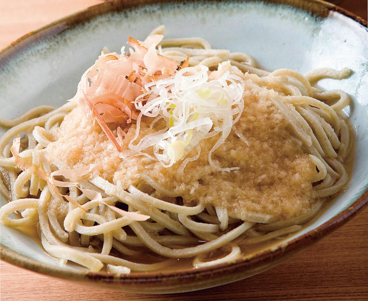 亀蔵 蕎麦と旨酒と(かめぞう)/鯖江市