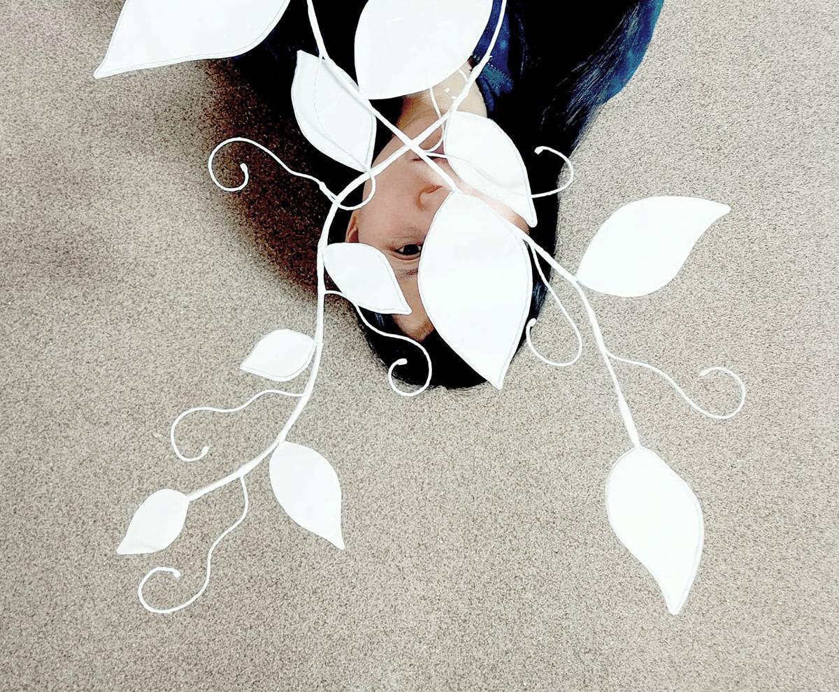 """【〜7/4】和紙造形作家・かとうこづえ氏による作品展が開催中。""""知らない自分に気付いてみて"""""""