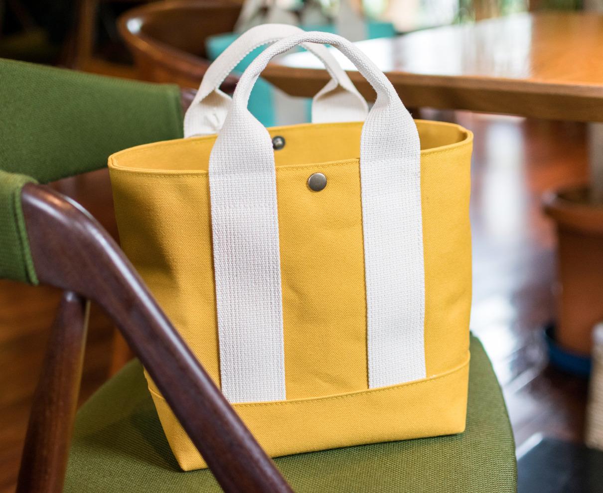 【~9/14】作家KATA+さんの「ハンプ展!!!!」。スタイルに馴染む帆布の魅力|福井市『うるかふぇ。』