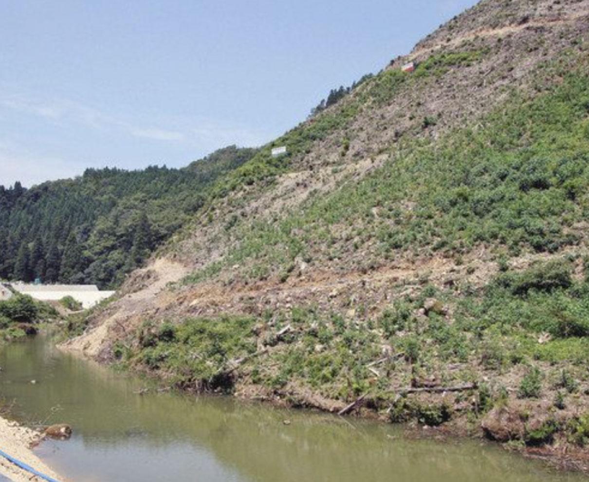吉野瀬川ダム(越前市) 本体起工 25年度完成へ安全祈願