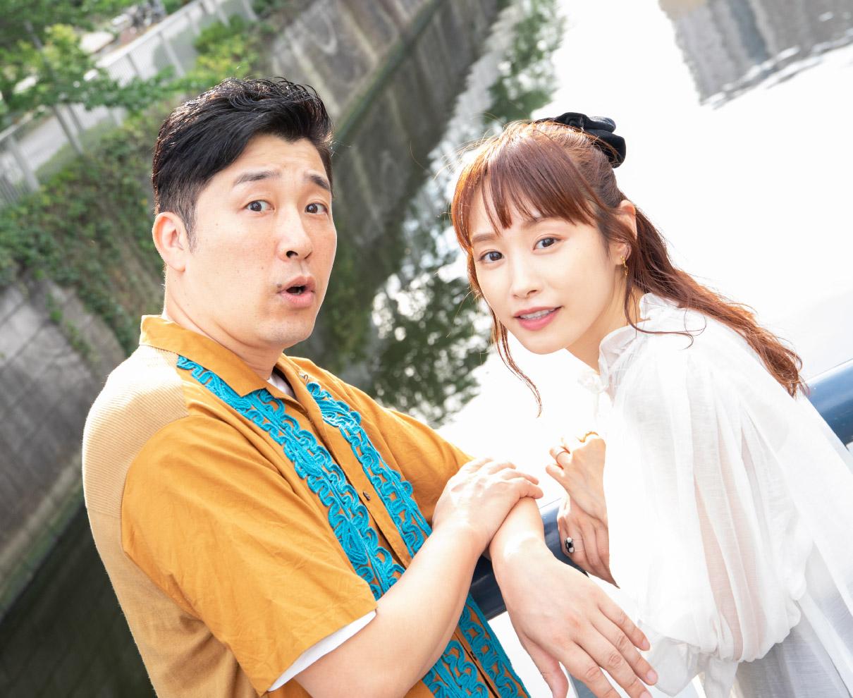 夫婦共演でも話題。高橋愛さんとあべこうじさん。結婚8年目のインタビュー