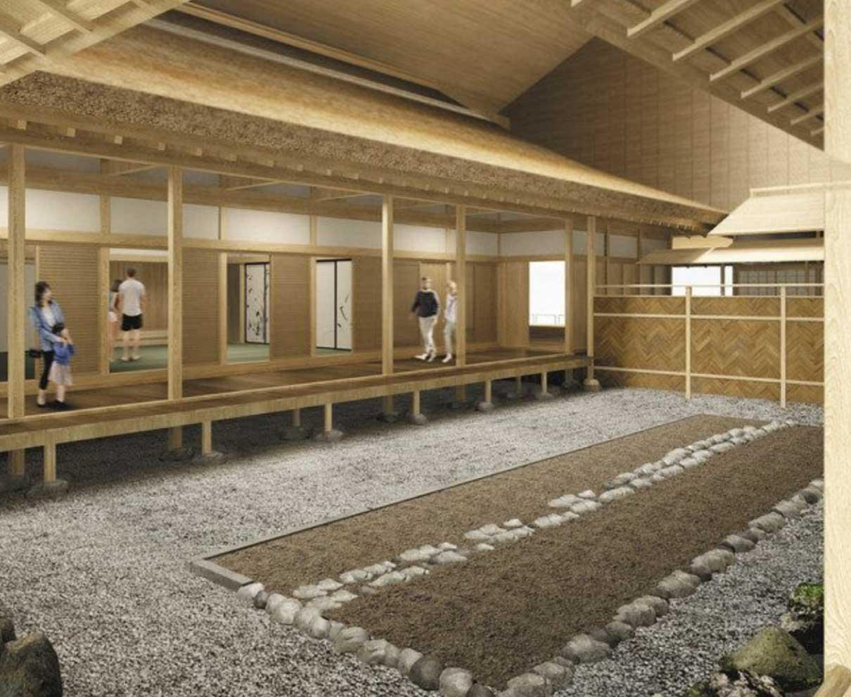 朝倉氏遺跡ファン待望、博物館開館へ 10月にPRイベント