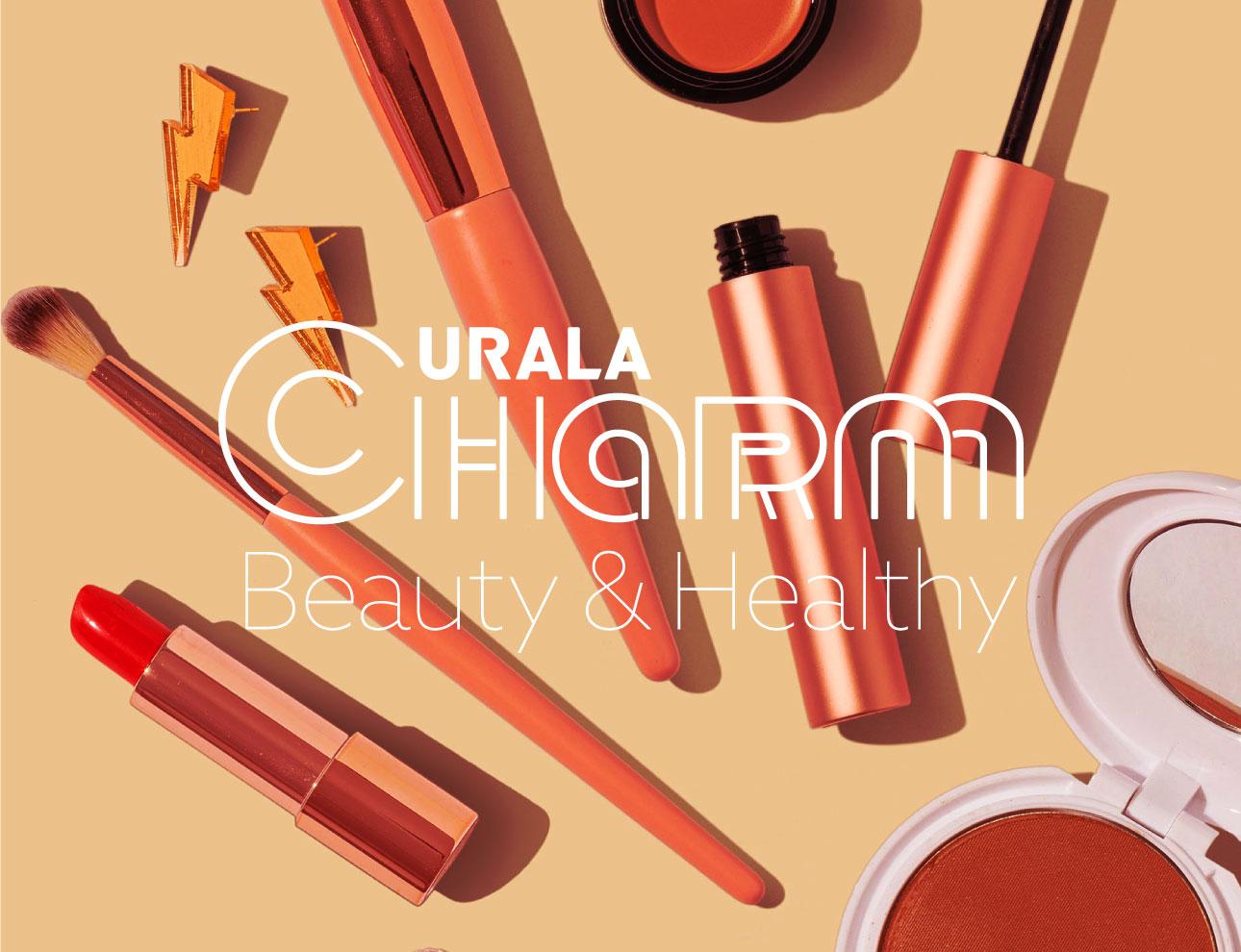 美容や健康、知りたい情報をキャッチ! WEB版『URALA charm(ウララ・チャーム)』始動です♡