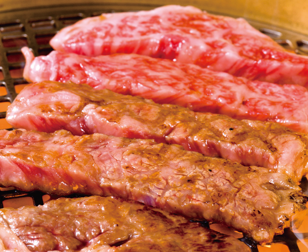 焼肉・肉料理 華炎(鯖江市)