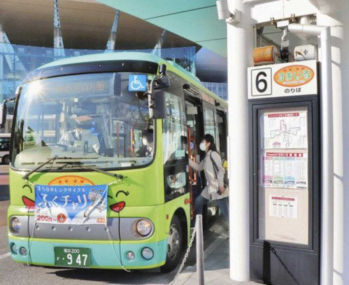 10月から京福バス直営に 福井・コミバス「すまいる」、運賃は維持
